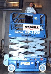 contact rentalift