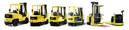 trade-in trade-up to a newer forklift