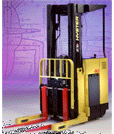 stand up end control lift rental