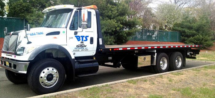heavy hauling service